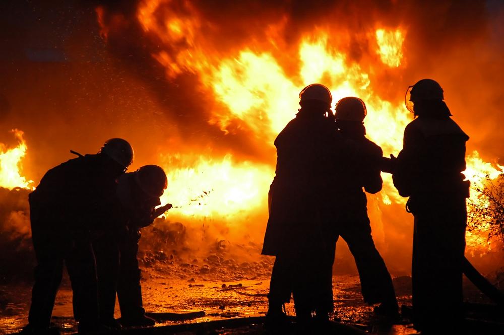 Geen Gevaar Voor De Volksgezondheid Naweeën Van De Brand In