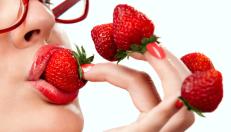 Aardbeien in december kopie