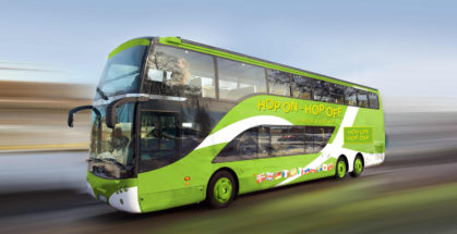 Foto HoHo bus - Stromma Nederland